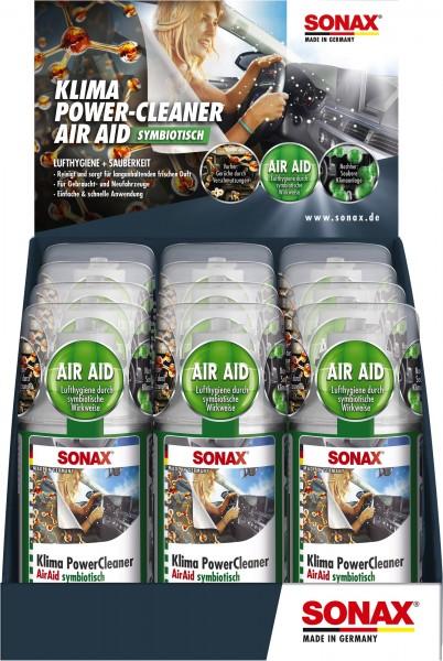 Sonax 03231000 KlimaPowerCleaner AirAid probiotisch 100ml