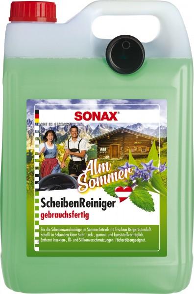 Sonax 03225000 ScheibenReiniger gebrauchsfertig 5,02l AlmSommer