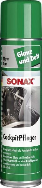 Sonax 03563000 CockpitPfleger New Car 400ml