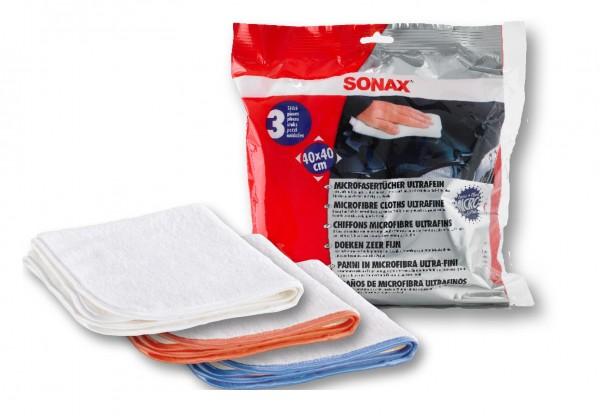 Sonax 04507000 MicrofaserTuch ultrafein