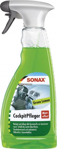 Sonax 03582410 CockpitPfleger Matteffect Green Lemon 500ml