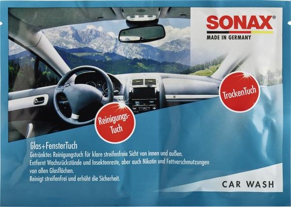 Sonax 04181000 Glas&FensterTuch, 500Stück