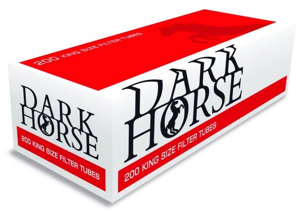 """Dark Horse Filterhülsen """"Full Flavour"""", 50x200Hülsen"""