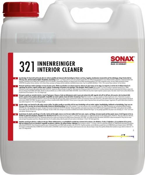 Sonax 03216050 InnenReiniger 10l