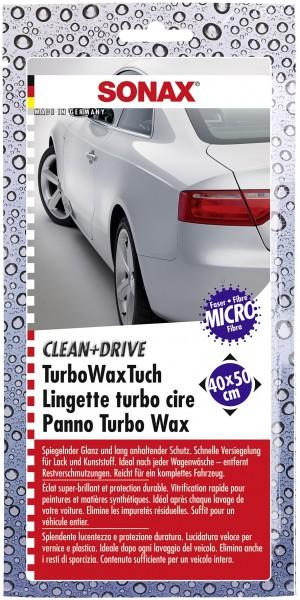 Sonax 04140000 Clean&Drive TurboWaxTuch 40x50cm