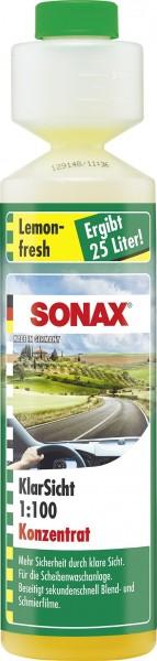 Sonax 03731410 KlarSicht 1:100 Konzentrat Lemon-Fresh 250ml