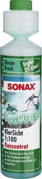 Sonax 03881410 KlarSicht 1:100 Konzentrat Ocean-Fresh 250ml