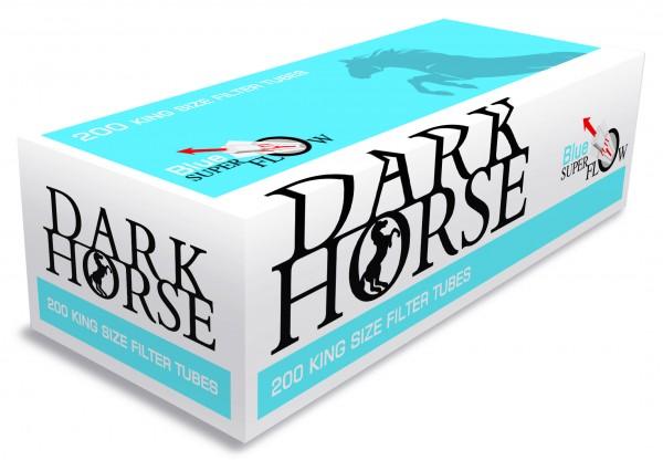 "Dark Horse Filterhülsen ""Blue"", 50x200Hülsen"