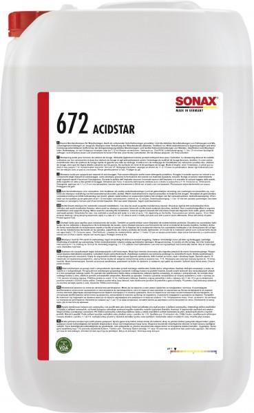 Sonax 06727050 AcidStar 25l