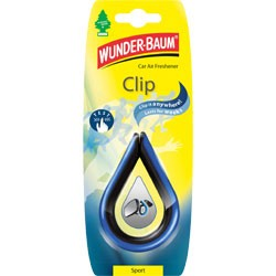 Wunderbaum Clip Sport, 4 Stück