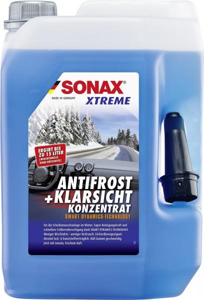 Sonax 02325050 Xtreme AntiFrost&KlarSicht Konzentrat NanoPro 5l