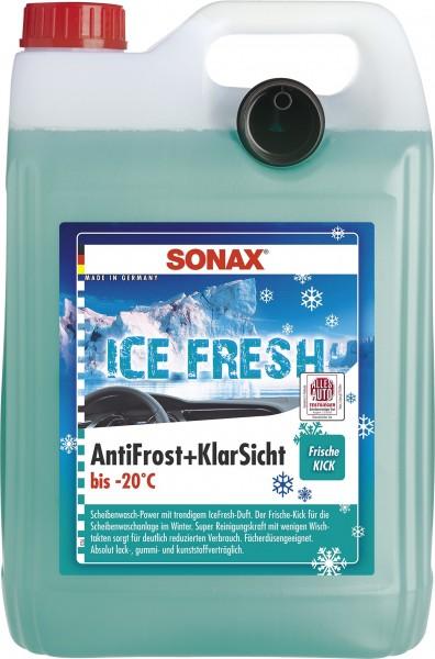 Sonax 01335410 AntiFrost&KlarSicht Gebrauchsfertig 5l IceFresh