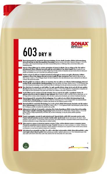 Sonax 06037050 Dry H 25l