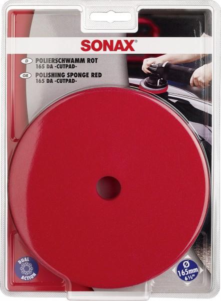 Sonax 04934410 ExzenterPad hart 165, 1Stück