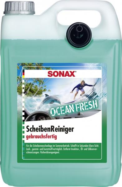 Sonax 02645000 ScheibenReiniger gebrauchsfertig 5l Ocean-Fresh