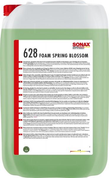 Sonax 06287050 Foam Spring Blossom 25l