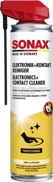 Sonax 04603000 Elektronik+KontaktReiniger mit EasySpray 400ml
