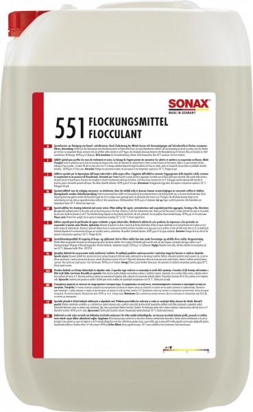 Sonax 05517000 FlockungsMittel 25l