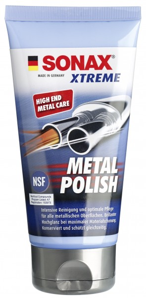 Sonax 02041000 Xtreme MetalPolish 150ml