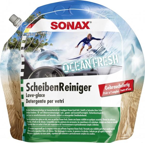 Sonax 03884410 ScheibenReiniger gebrauchsfertig 3l Ocean-Fresh