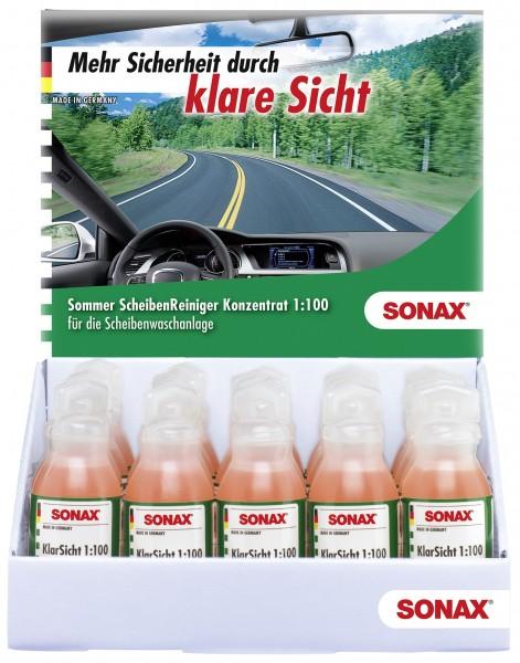 Sonax 03711000 KlarSicht 1:100 Konzentrat 25ml