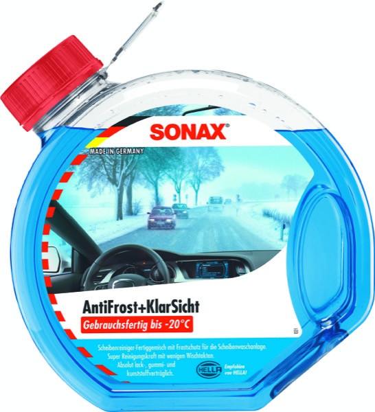 Sonax 03324000 AntiFrost&KlarSicht Gebrauchsfertig 3l