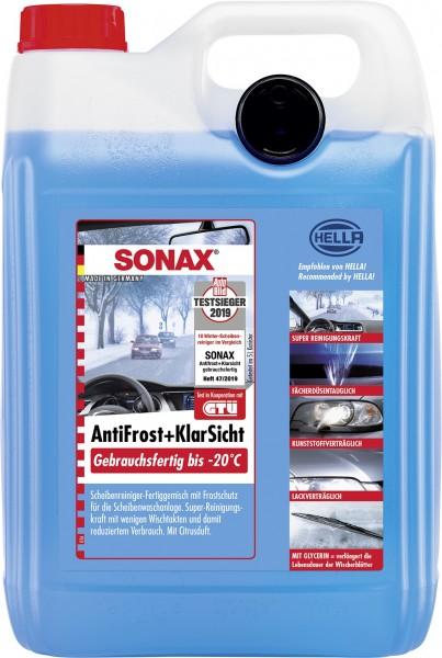 Sonax 03325000 AntiFrost&KlarSicht Gebrauchsfertig 5l