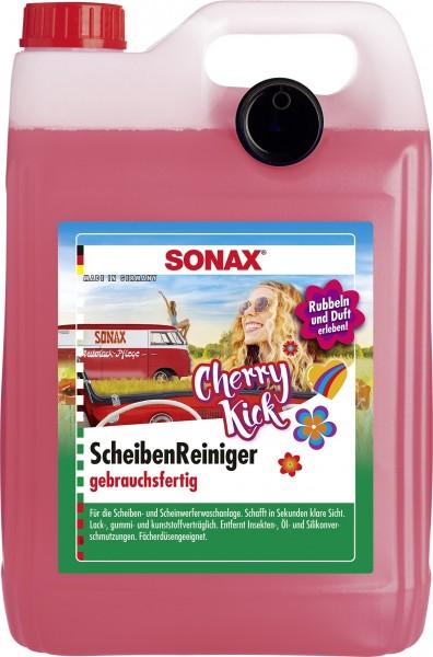 Sonax 03925000 ScheibenReiniger gebrauchsfertig 5l Cherry Kick