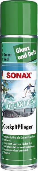 Sonax 03643000 CockpitPfleger Ocean-Fresh 400ml