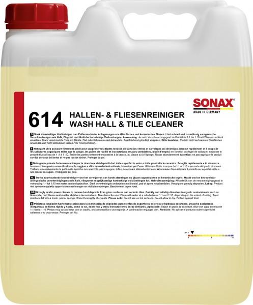 Sonax 06146000 Hallen&Fliesenreiniger 10l