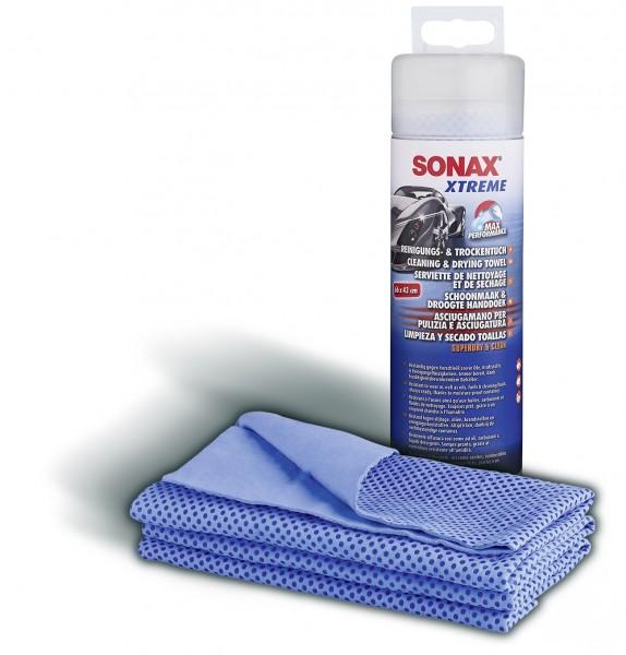 Sonax 04177410 Xtreme Reinigungs+TrockenTuch