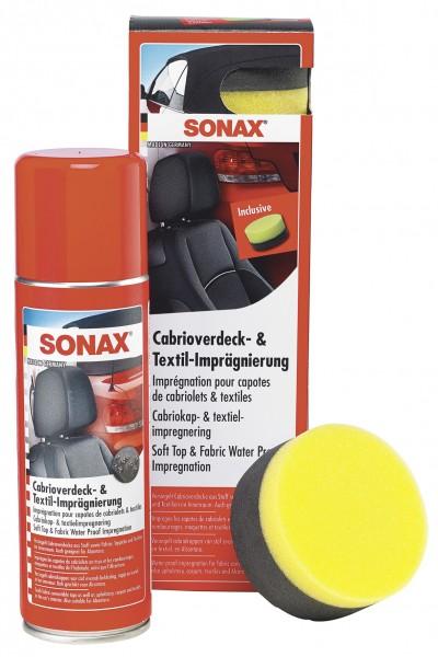 Sonax 03102000 Cabrioverdeck- & TextilImprägnierung 300ml