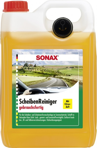 Sonax 02605000 ScheibenReiniger gebrauchsfertig 5l Citrus