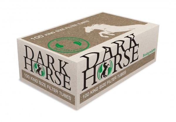 "Dark Horse Filterhülsen ""Bio"", 50x100Hülsen"